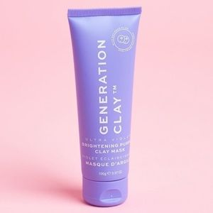 NEW!! Generation Clay Brightening Clay Mask